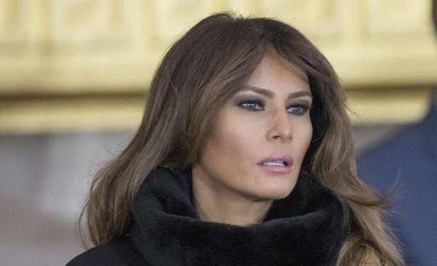 Nykyinen First Lady sai Yhdysvaltoihin niin kutsutun Einstein-viisumin.