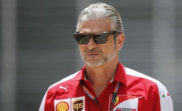 Maurizio Arrivabene himoitsee voittoja.