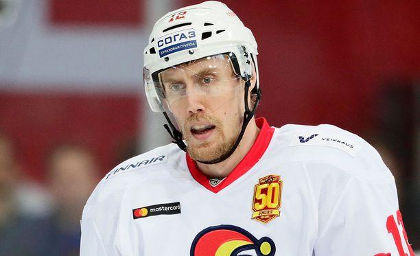 Marko Anttila vastasi ottelun voittomaalista.