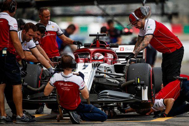 Alfa Romeolla on mennyt etenkin kesäloman jälkeen nihkeästi.