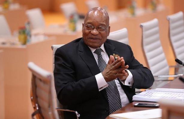 75-vuotias Zuma on ollut useiden skandaalien ja syytösten keskellä pitkän uransa aikana.