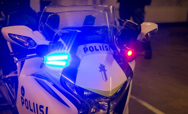 Poliisi nähdään pian taas moottoripyörän päällä.