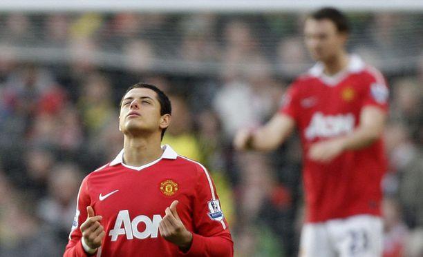 Muiden muassa Manchester United on käyttänyt paljon rahaa.
