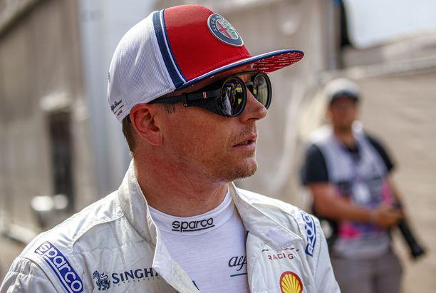Kimi Räikkönen starttaa Kanadan GP:hen 17. ruudusta.