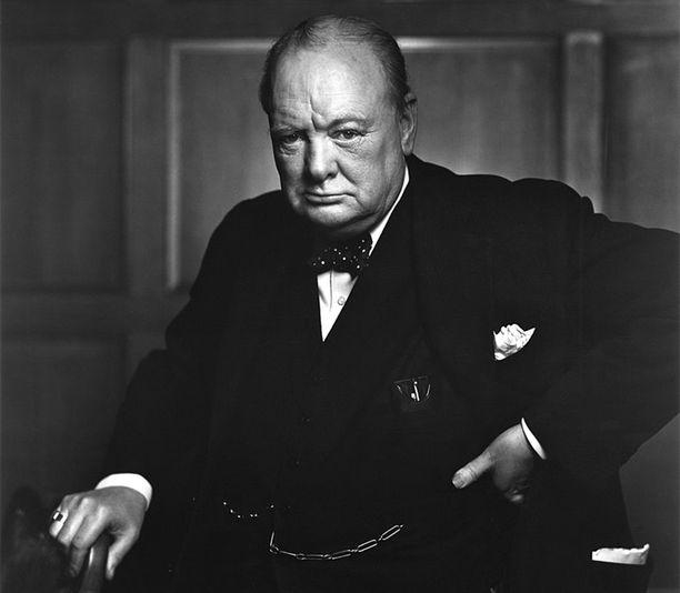 Britannian sodanaikainen pääministeri Winston Churchill halusi nähdä alkuperäisen kyyhkysen tuoman viestin.