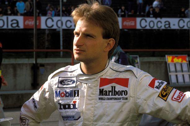 Volker Weidler ei koskaan päässyt osallistumaan F1-osakilpailuun.