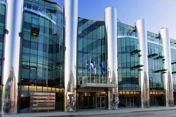 Tallinnan satamassa sijaitseva Tallink Spa & Conference on suomalaisten suosima kylpylähotelli.