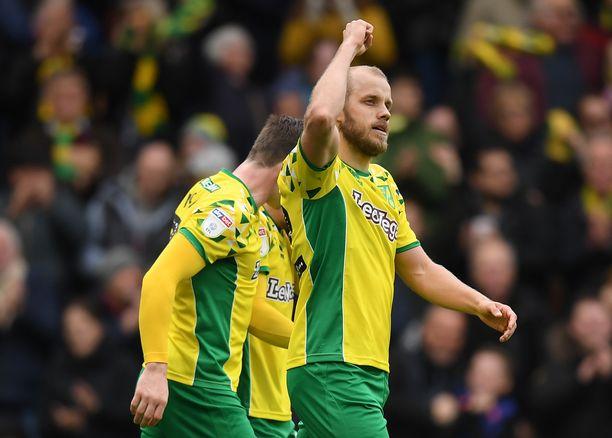 Sarjakärki Norwich on nousemassa Teemu Pukin johdolla ensi kaudeksi Valioliigaan.