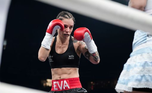 Eva Wahlströmin vastustaja vaihtui lennosta.