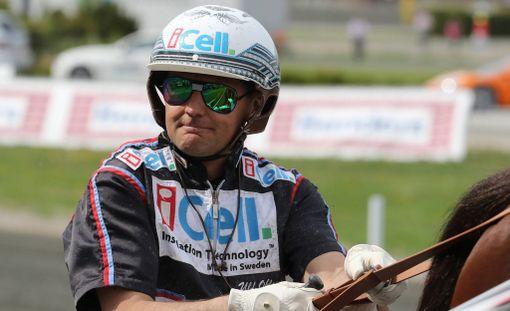 Ulf Ohlsson on Ruotsin menestyksekkäimpiä raviohjastajia.