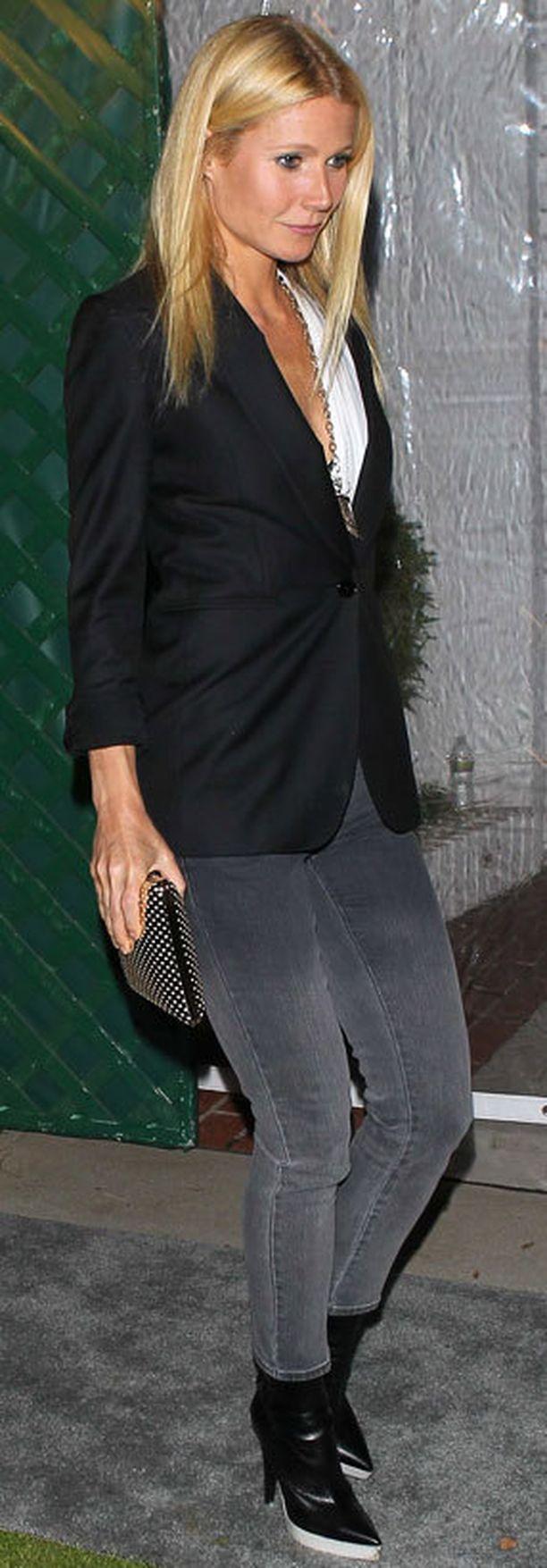 Gwyneth Paltrow on yksi seuratuimmista tyyli-ikoneista.