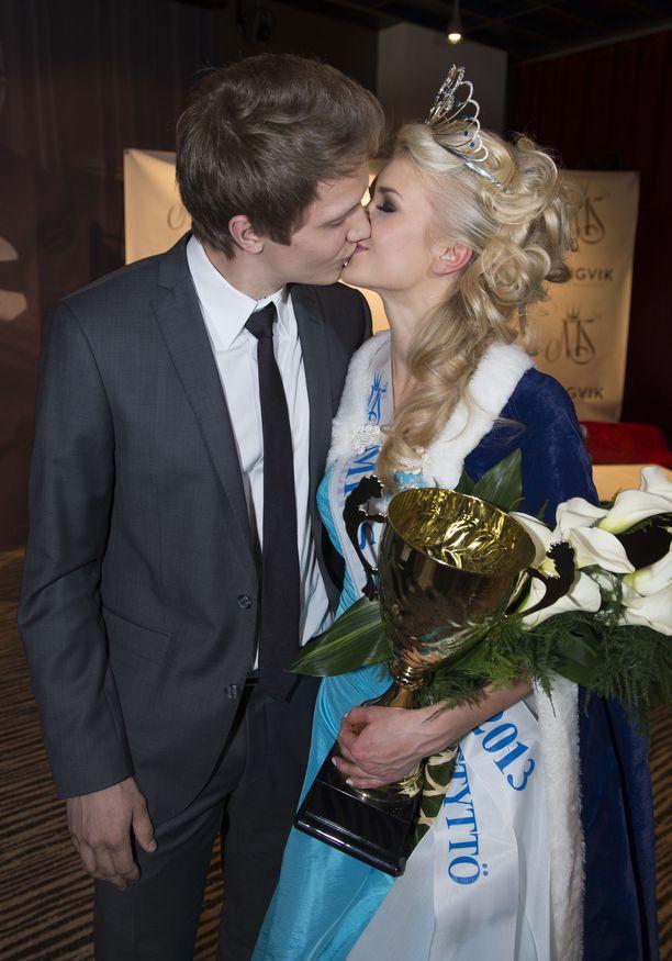 Suukko Suomen kauneimmalle!