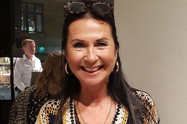 Birgitta Öunap aikoo muuttaa Espanjaan.