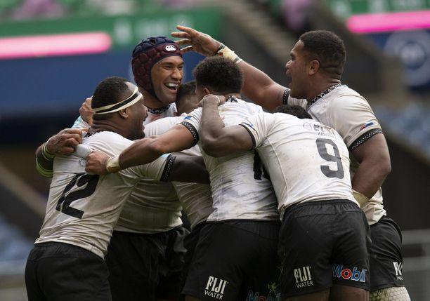 Fidžin rugbyjoukkue voitti Riossa olympiakultaa.