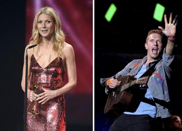 Gwyneth Paltrow ja rokkari Chris Martin lähtivät eri teille vuonna 2014.