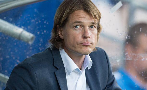Mika Lehkosuo ei hätkähdä otteluruuhkaa.