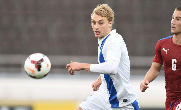 Tim Väyrysen lainapesti Viktoria Kölnissä on yhtä peliä vaille valmis.