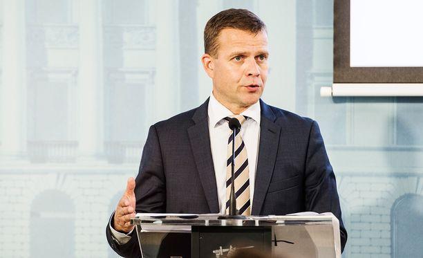 Valtiovarainministeri Petteri Orpon mukaan merkittävä tulos on, että yritysverotus ei ole pullonkaula työllisyydelle ja kasvulle Suomessa tällä hetkellä, vaan ongelmat ovat muualla.