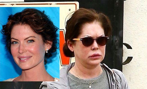 Lara Flynn Boyle, 47, muistetaan etenkin Twin Peaks -tv-sarjasta.