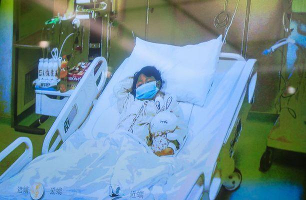 7-vuotias tyttö sairastui lintuinfluenssaan Pekingissä.