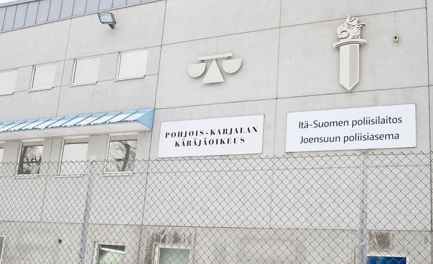 Pohjois-Karjalan käräjäoikeus tuomitsi kaksi miestä vankeuteen.