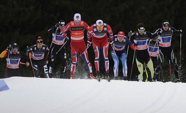 Maastohiihdon maailmancup päättyy 1.–12. maaliskuuta Kanadan-kiertueeseen.
