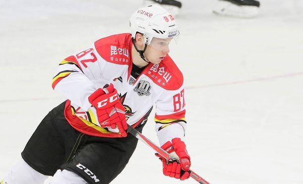 Jaakko Rissanen pelaa ensi kaudella jälleen KalPan riveissä.