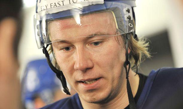 Jussi Jokinen on ankara itselleen.