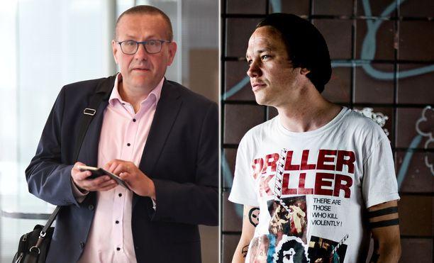 Asianajaja Hannu Kaitaluoma on tullut tutuksi Niko Ranta-ahon edustajana Katiska-oikeudenkäynnissä. Nyt hän edustaa Teemu Bergmania.