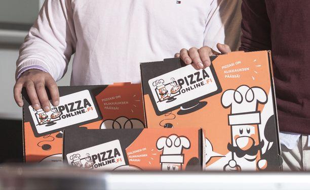 Pizza-online ja Foodora yhdistyvät.