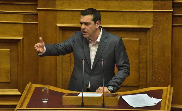 Kreikan pääministeri Aleksis Tsipras on muun muassa yksityistänyt 14 lentokenttää saadakseen maan talouden tolalleen.