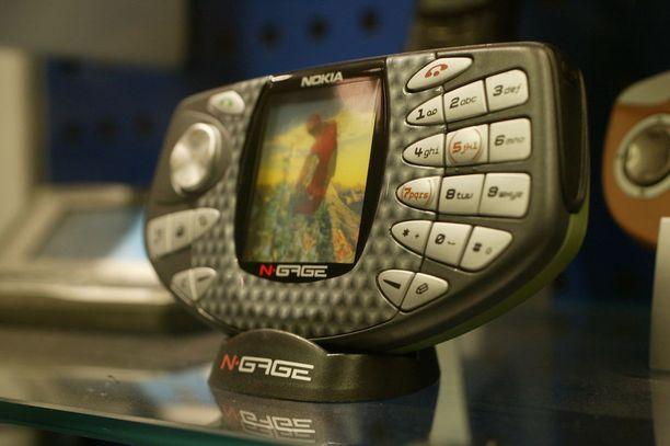 Nokian N-Gagea ei oltu suunniteltu kaikkein helpoimmaksi käyttää.
