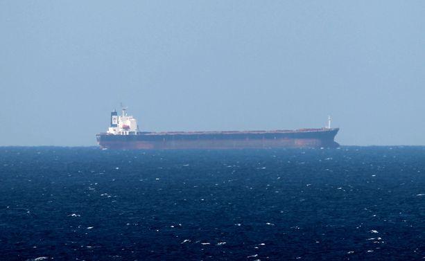 Kansainväliset jännitteet konkretisoituvat tankkereihin.