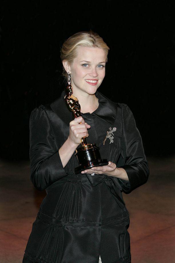 Oscar-voitto osui kohdalle vuonna 2005.