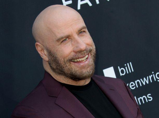 John Travolta on työskennellyt elokuvien parissa jo yli 40 vuoden ajan.