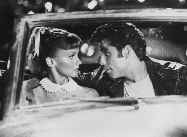 Grease-elokuva sai ensi-iltansa vuonna 1978.