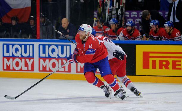 Patrick Thoresen on pelannut Norjan paidassa kahdeksat MM-kisat ja kahdet olympialaiset.