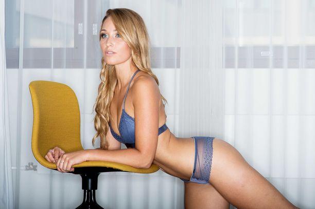 Jenna Ruoholan mielestä voittajien kroppa, puhe ja esiintyminen eivät olleet vaadittavalla tasolla.