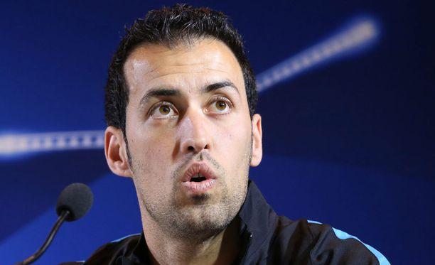 Luis Enriquen mielestä tämä herra on maailman paras keskikenttäpelaaja.