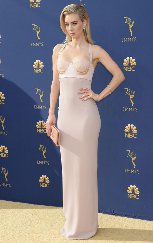Vanessa Kirby pukeutui Tom Fordiin.