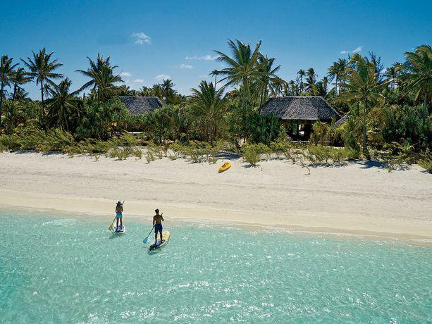 Marlon Brandon paratiisisaarella Tetiaroan atollilla on lämmintä ja rauhallista.