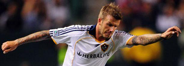 David Beckhamin paluu LA Galaxyyn ei sujunut suunnitelmien mukaan.