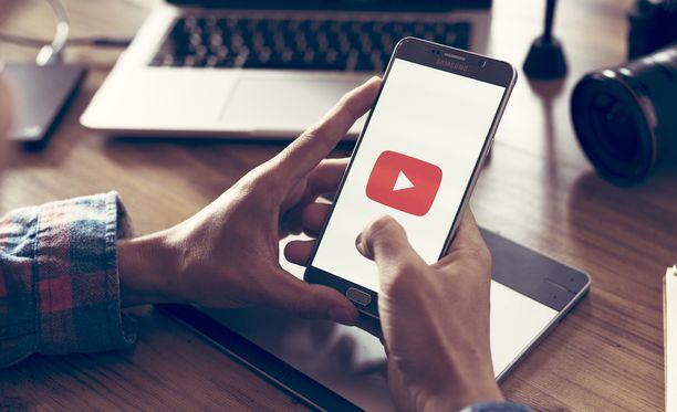 Youtube on päivittänyt mobiilisovellustaan.