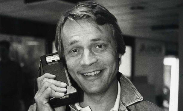 Timo T. A. Mikkonen vuonna 1989.