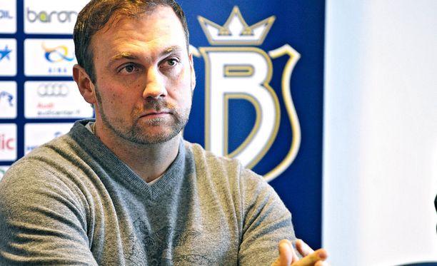 Jussi Salonoja omisti Bluesin vuodet 2002-12.