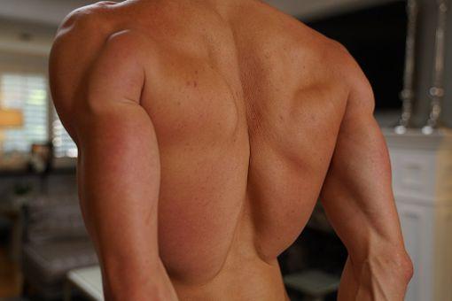 Tällaiset siivet Justin sai selkäänsä.