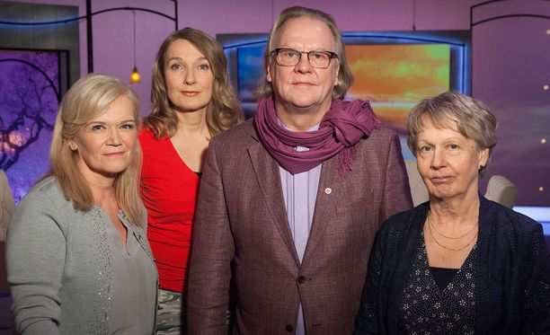 Anne Flinkkilän vieraina ovat illan jaksossa Kaisa Juntunen, Yrjö Timonen ja Eve Jaakkola.