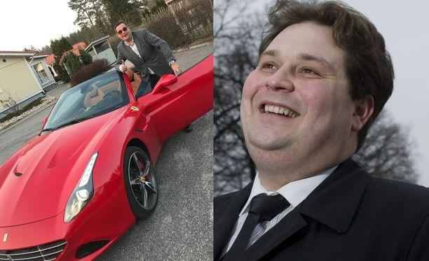 Jethro Rostedt onnistui laihdutusprojektissaan. – Lupasin itselleni, että jos leuan alta karisee 30 kiloa, niin lähden autokaupoille.