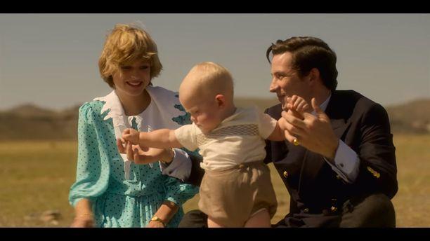 The Crownin neljännellä tuotantokaudella paneudutaan Walesin prinssi Charlesin ja prinsessa Dianan onnettomaan liittoon.
