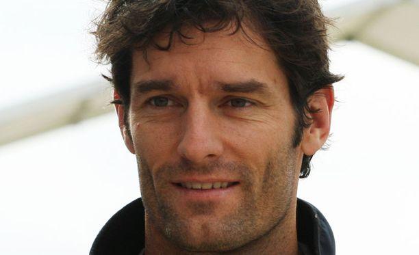 Mark Webber lähtee ruudusta numero yksi.
